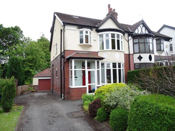 5 Bedroom Semi Detached House For Sale In 37 Knowle Lane