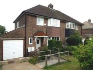semi detached property in 107 Barncliffe Crescent...