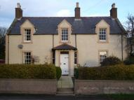 3 bedroom Detached property to rent in Reston, Eyemouth, TD14