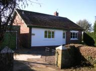 2 bedroom Detached Bungalow to rent in Bowsden...