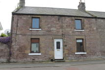 3 bed Terraced house in Castle Street, Norham...