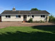 Detached Bungalow in The Green, Swinton, TD11