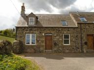 End of Terrace house to rent in 3 Duns Law Farm Cottages...