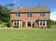 4 bed Detached home for sale in Duns, Berwickshire, TD11