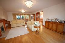 Detached house in Beech Brae, Elgin...