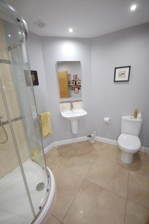 Grd Floor Shower Rm