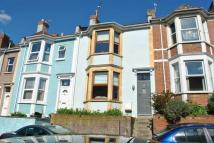 Terraced house in Totterdown