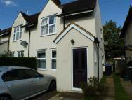 2 bed semi detached house in Dawson Road, Byfleet...