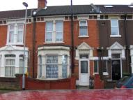 Terraced home in Queens Road, Portsmouth...