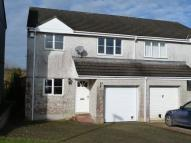 3 bedroom semi detached house for sale in Penhale Meadow, St Cleer...
