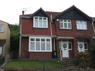 semi detached house in Runswick Road, Bristol