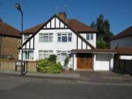 semi detached house to rent in Clewer Crescent...