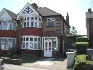 Northwick Avenue Studio flat to rent