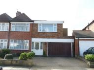 Trevelyan Crescent semi detached property for sale