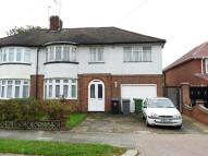 4 bed semi detached home in Uxendon Hill, Wembley...