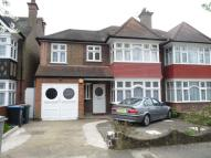 4 bedroom semi detached property to rent in Briar Road, Kenton, HA3