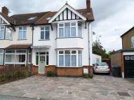 semi detached home in Rushout Avenue, Kenton...