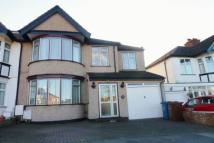 semi detached home in Kenton Park Crescent...