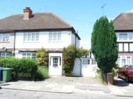 semi detached house in Bonnersfield Lane...