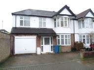 semi detached home in Becmead Avenue, Kenton...