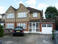 semi detached home to rent in Bulmer Gardens, Kenton...