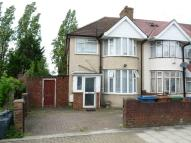 3 bedroom semi detached home in St Pauls Avenue, Kenton...