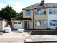 semi detached property to rent in Hill Crescent, Harrow...