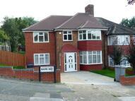 semi detached property in Barn Way, Wembley, HA9