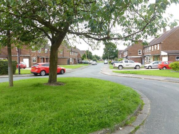 View of St Johns Grn