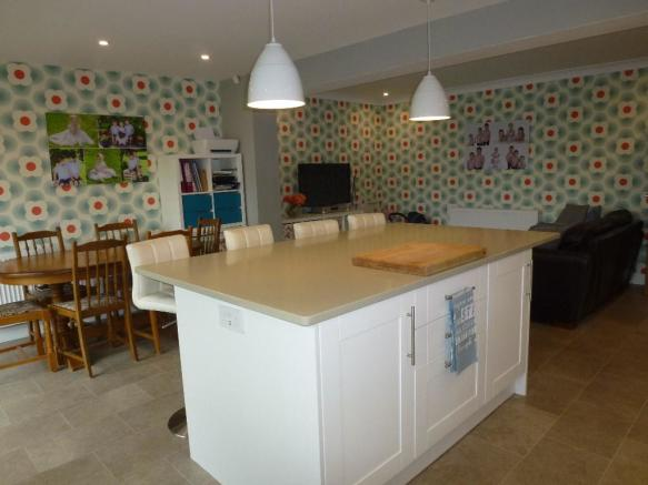 LivingDining Kitchen
