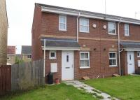2 bed house in Parkside Gardens...