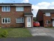 2 bed semi detached house in Westbury Close...