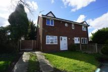 semi detached home in St Helens Road, Leigh