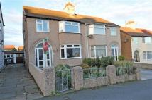 3 bedroom semi detached house in Boulton Av, West Kirby