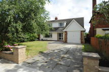 Detached property for sale in Bennets Lane, Meols