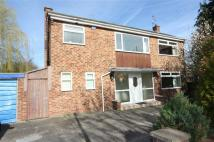 Detached home for sale in Gorsefield Avenue...