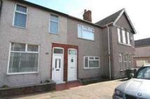 Terraced property in New Chester Road...