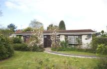 Detached Bungalow for sale in 6 Rhodesway, Heswall