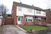 semi detached home in The Priory, Neston