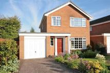 Detached house for sale in Flint Close...