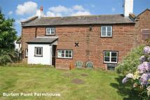 Farm House for sale in Station Road, Burton
