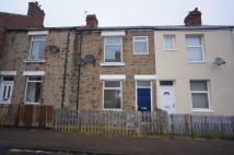 Terraced property in Mitchell Street...
