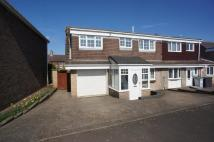 4 bedroom semi detached home in Campion Drive...