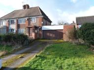 3 bedroom semi detached property in Redditch Road...