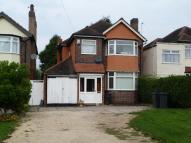 Detached home in Monyhull Hall Road...