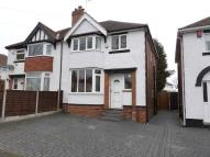 Moorpark Road semi detached property to rent