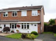 semi detached property to rent in Hawkes Close, Bournville...