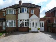 2 bedroom semi detached house in Marsham Road, Birmingham