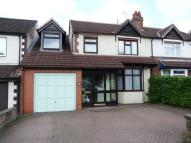 semi detached home in Wychall Lane...