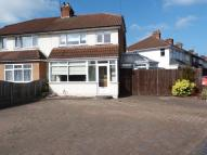 semi detached home to rent in Sladepool Farm Road...